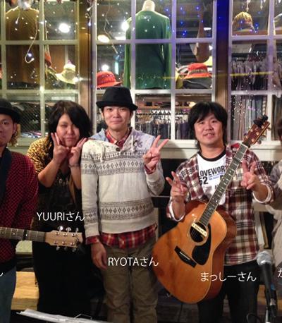 『アメリカンデポbldg LIVE』at SOHO